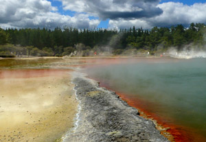 waiotapu -Thermal Wonderland