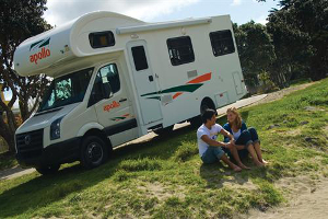Camping-car – Apollo 6 places