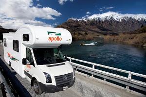 Camping-car Nouvelle-Zélande – Apollo 4 places