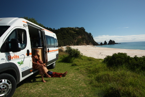 Camping-car Britz Trailblazer 2 places