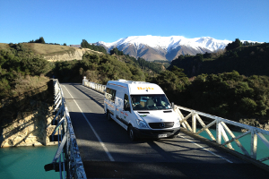 Camping-car Britz Venturer 2 places