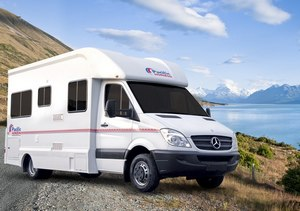 Camping-car Pacific Horizon GEM 4 places