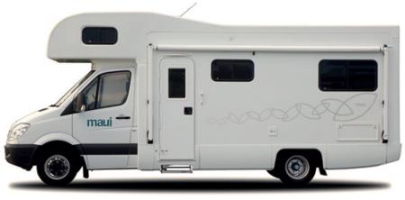Camping-car Maui 6 places