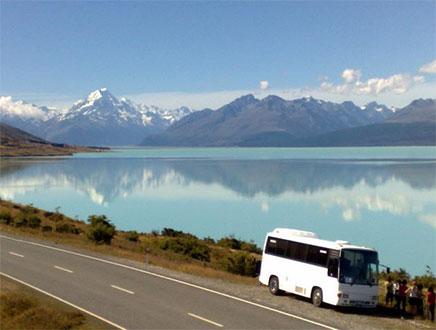 Circuit en bus + train – 10 jours / 9 nuits «Essentiel NZ»
