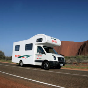 Camping-car Apollo 4 places Euro Camper OZ
