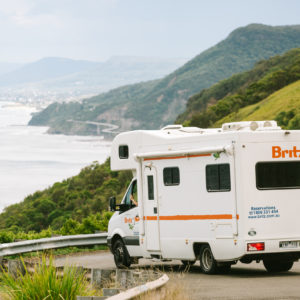 Camping-car Australie – 6 places Britz OZ