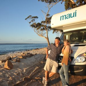 Camping-car Maui 6 places OZ