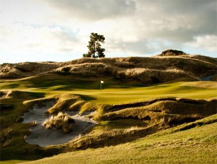 Séjour golf 5 jours – Ile du Nord