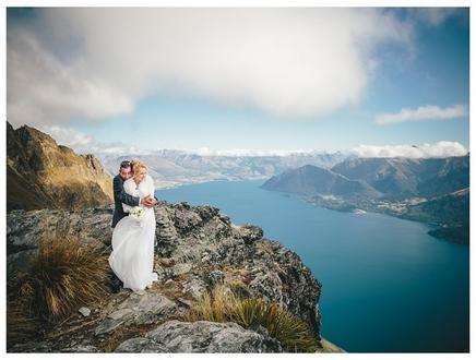 """Voyage de noces Nouvelle Zélande 22 jours """"Just Married"""""""