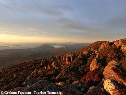 Séjour Tasmanie – Côte ouest – 6 jours
