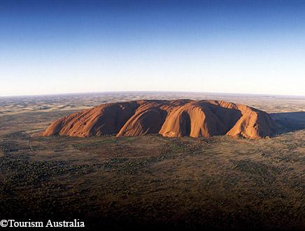 Séjour Australie – Centre Rouge – 5 jours