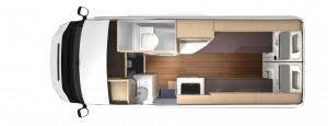 Trailblazer 1516 Floorplan DAY