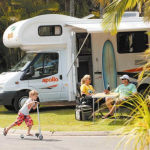 Camping-car Apollo 4 places Euro Star OZ