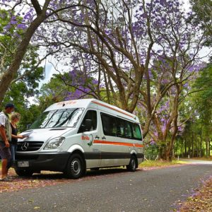 Camping-car Australie – 2 places Britz OZ