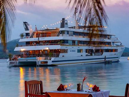 Croisière Fidji – Blue Lagoon – 7 nuits