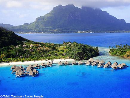 Séjour Tahiti, Moorea et Bora-Bora – 8 jours