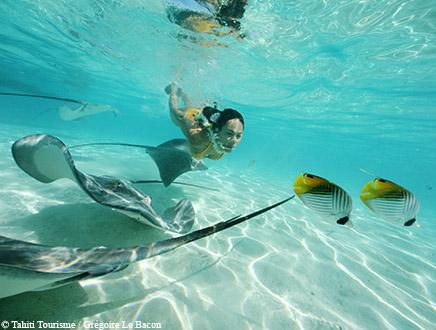 Séjour Tahiti et Bora-Bora – 5 jours