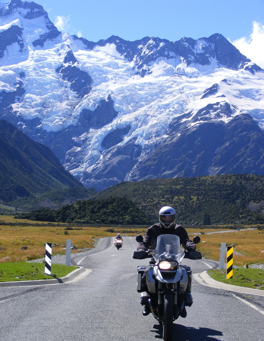 Conduire moto nouvelle zelande