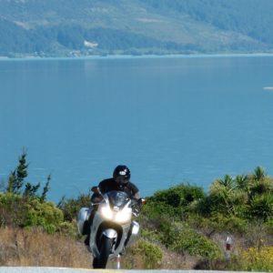 Séjour moto Nouvelle Zélande