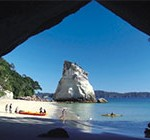 NZ_activite_cathedral_cove_kayak