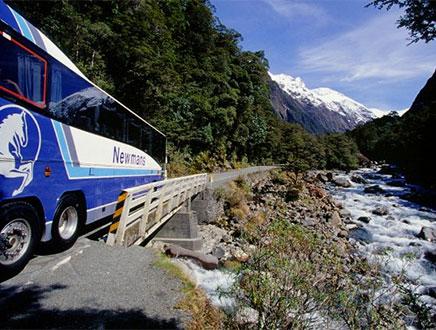 Circuit en bus + train – 7 jours / 6 nuits «Glacier Land»