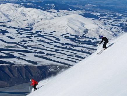 Séjour ski 8 jours à Methven